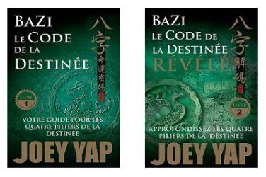 Livres astrologie chinoise BaZi